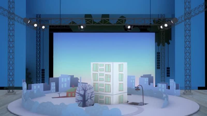 Аркадий Паровозов спешит на помощь Папин подарок Серия 130 мультфильмы для детей