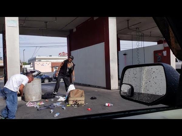 [LA 2] Мувинг.Узбекский бизнес. Первая работа для мигранта. Бомжи в США. Поиск и съем квартиры в США