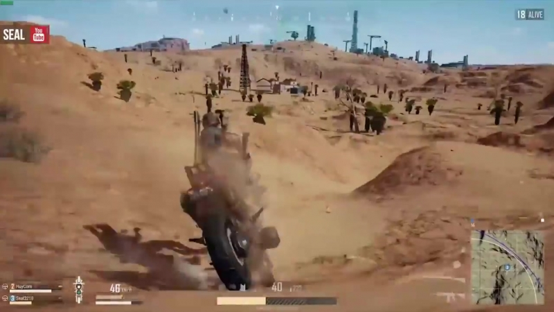 [1evk1n] 10 САМЫХ ЭПИЧНЫХ БАГОВ в PlayerUnknown's Battlegrounds