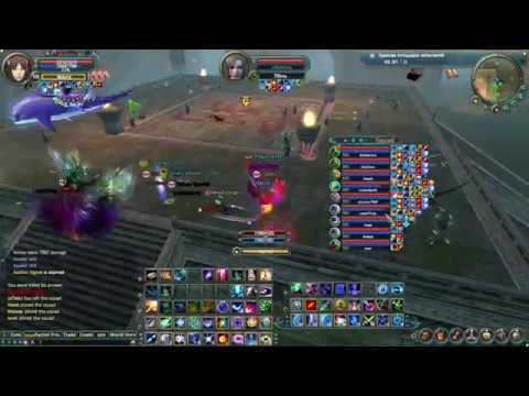 Aster PW PvP Arena Guild 700ms