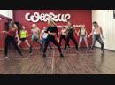 Dancehall female/Преподаватель Аня Зайцева