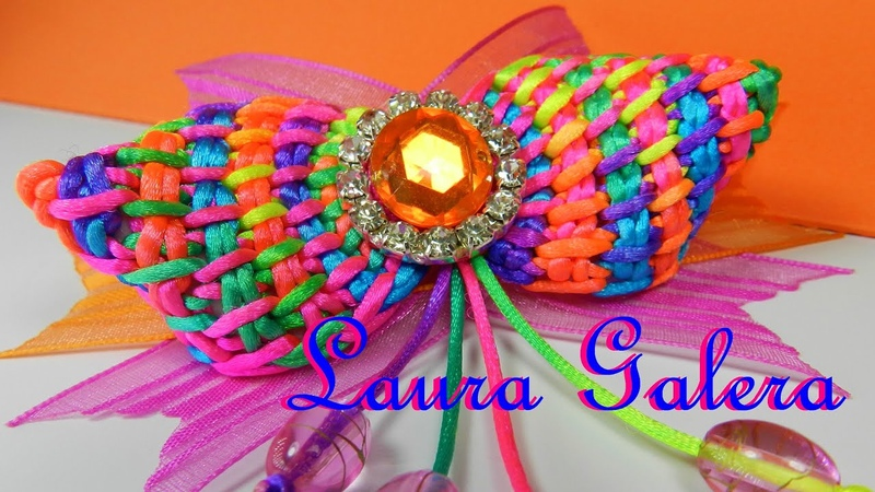 Moño para bebe y niñas pequeñas Baby bow and little girls Laço para bebê e meninas