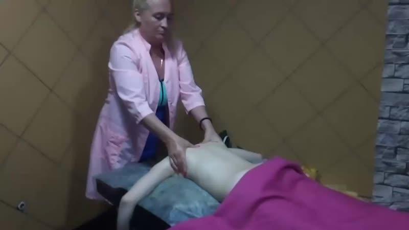 Массаж для детей. Лечебный массаж (сколиоз позвоночника и плоскостопие стоп).