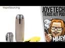Joyetech TEROS Kit Pod. Не в этот раз. 🎷🎻🎹🎸