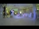 Тяжелый дым на первый свадебный танец в Темрюке, Анапе, Славянске, Краснодаре