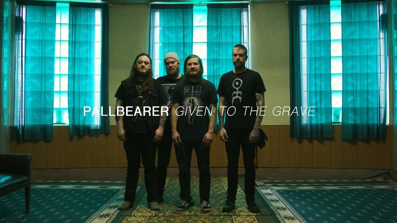 PALLBEARER. Given To The Grave. (Audiotree Far Out)