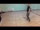 Valeri Arina hip hop battle