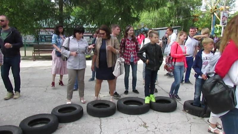 ТАНЦПРОГ. Оживление знаменитой Клетки в рамках АРт-фестиваля Артемоff в Урюпинске