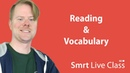 Reading Vocabulary - Upper-Intermediate English with Neal 24