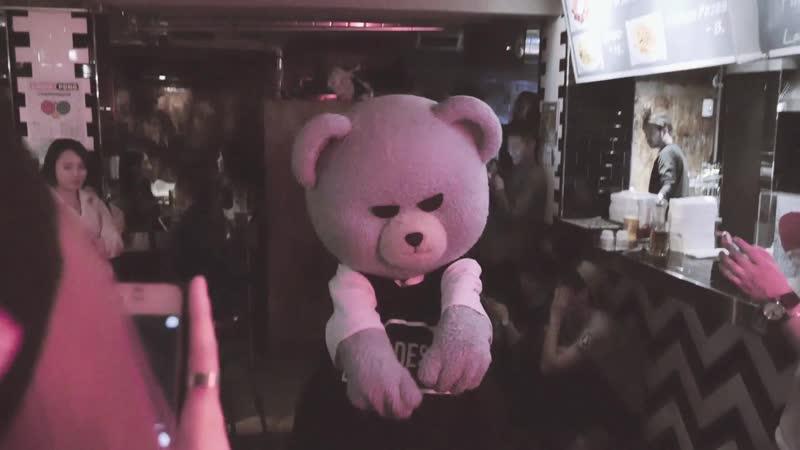KRUNK POP-UP STORE @ Seoul Ping Pong Pub