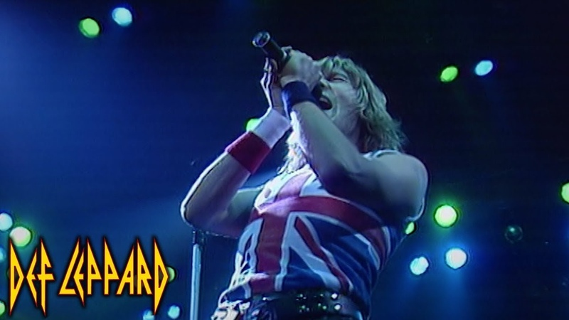 DEF LEPPARD Live In Germany Part 1 Rockpop In Concert 18 12 1983 OFFICIAL
