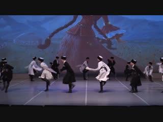 Художественный ансамбль грузинских национальных песен и танцев «САКАРТВЕЛО»