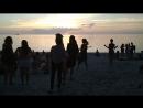 Продолжение заката, пляж Си Тану.