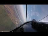 Полеты совместных российско-сербских экипажей на учениях