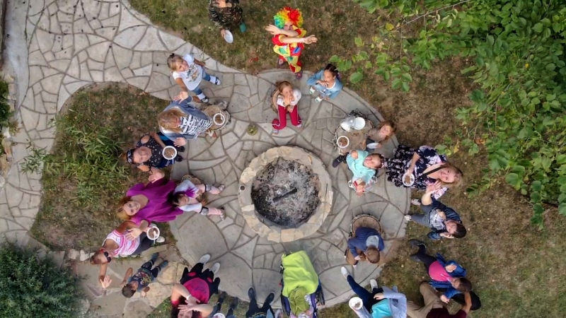 Загародная усадьба Макаровка 18.08.2018