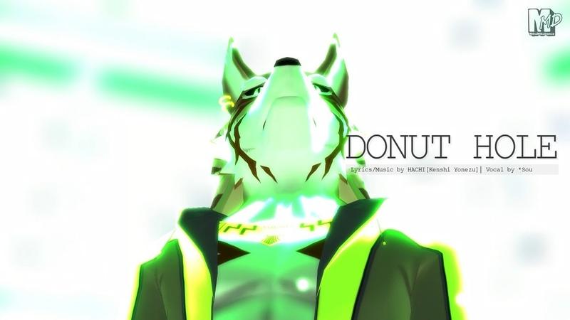 【MMD放サモ】DONUT HOLE セト