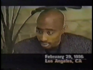 1996 - 2Pac 'MTV Yo Interview Snippets'