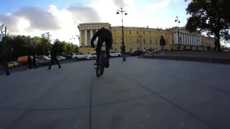 Виталий Шапошников Sky Bike