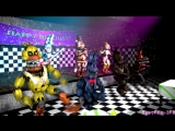 Five Nights at Freddys Song (FNAF 4 SFM 4K)(TIFWhitney Remix)