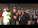 50 Cent на съёмках клипа Get the strap ft 6ix9ine Uncle Murda