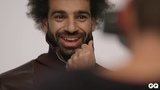 Behind the Scenes with our Cover Star, Mo Salah GQ Middle East