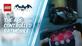 App-Controlled Batmobile LEGO DC Super Heroes - 76112