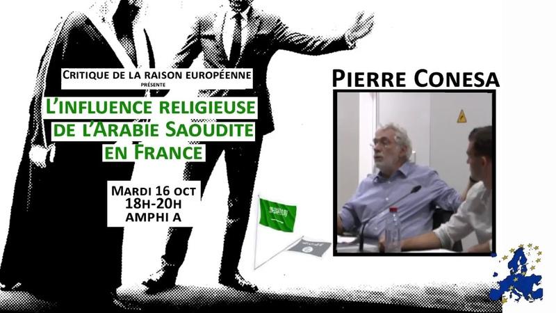 Pierre Conesa - L Arabie Saoudite, cest Daesh qui a réussi !