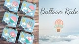 Balloon Ride March 2019 Soap Challenge