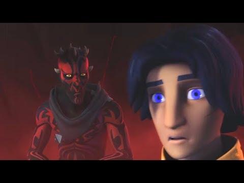 Звёздные войны Повстанцы - Сумерки ученика. Часть 1 - Star Wars (Сезон 2, Серия 21)