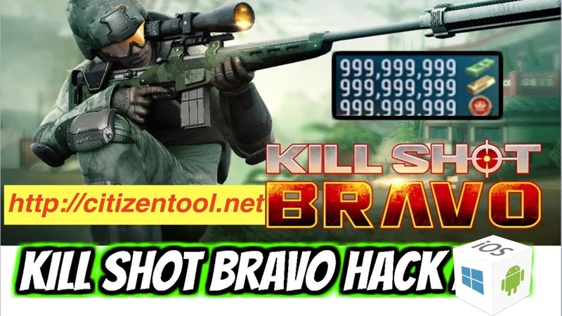 HOW TO HACK FREE GOLD BUCKS IN KILL SHOT BRAVO - HOW TO GET FREE GOLD BUCKS IN KILL SHOT BRAVO