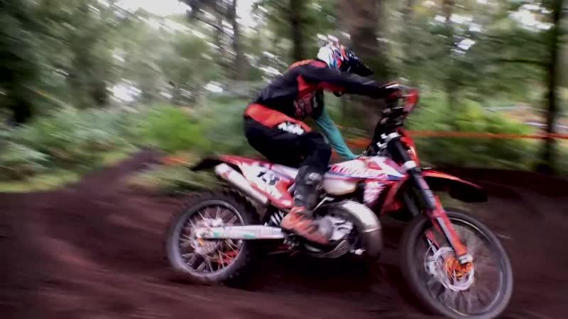 Paul Bolton goes to Hawkstone Park British Cross Country Vibes ¦ Enduro 2018