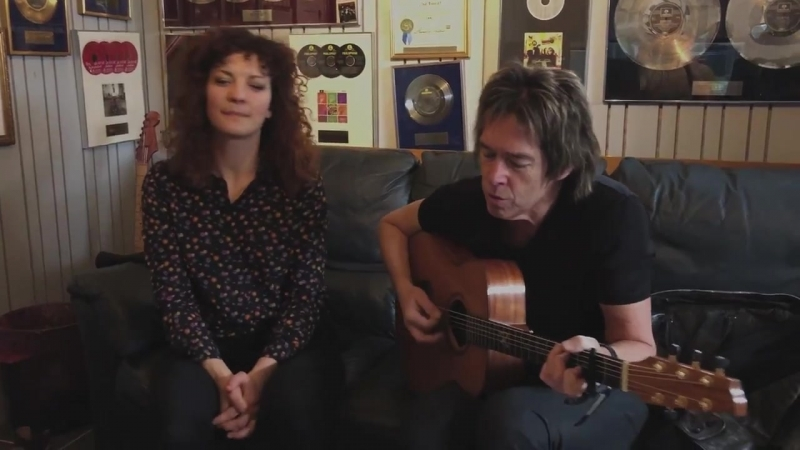 Per Gessle feat. Helena Josefsson - Name You Beautiful (acoustic version)