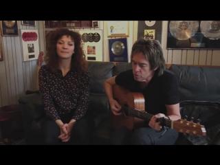 Per Gessle feat. Helena Josefsson - Name You Beautiful (acoustic version)