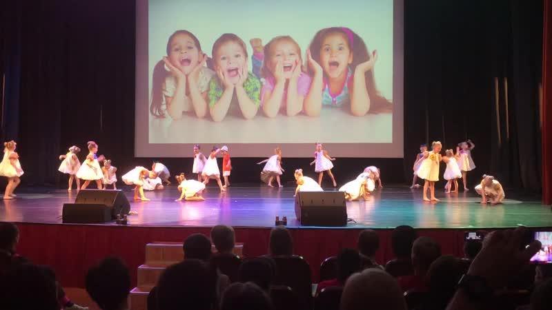 Танец «Икота» . Отчетный концерт 19.05.2019