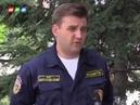 Сюжет ИТВ: Лучший огнеборец в пожарной охране Крыма