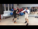 Бокс Зона силы HABIBI FITNESS