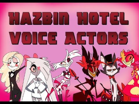 Hazbin Hotel Voice Actors and Some Other Roles They've Done!