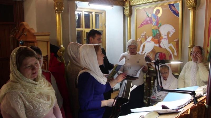 Рождественские колядки. Хор Свято-Покровского храма