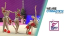 2019 Pesaro Rhythmic Gymnastics World Cup – Highlights Group competition