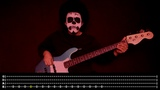 Metallica - Master Of Puppets (Bass Cover by Cesar Dotti WTab)