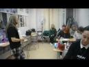 👍Девушки курса 👄ПРОФЕССИОНАЛЬНЫЙ ВИЗАЖИСТ👄 под руководством супер-визажиста Ольги Чураковой постигают секреты профессионалов и