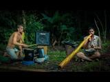 Didgeridoo &amp Drums - Electro Organico