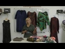 Встреча с Аленой Селезневой Применение модных цветов в Ваших войлочных изделиях.