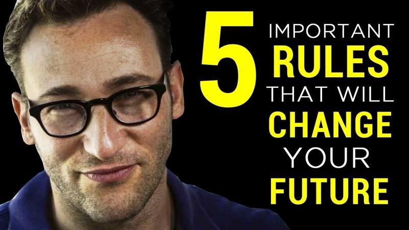 Simon Sinek CHANGE YOUR FUTURE - Life Changing Motivational Speech