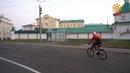 На обновленной Московской набережной Чебоксар было необычайно оживленно
