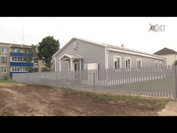 Чтобы сельские жители были здоровы! В Степанщино открылся новый фельдшерско-акушерский пункт