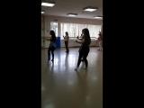 занятия с Леной Перовой