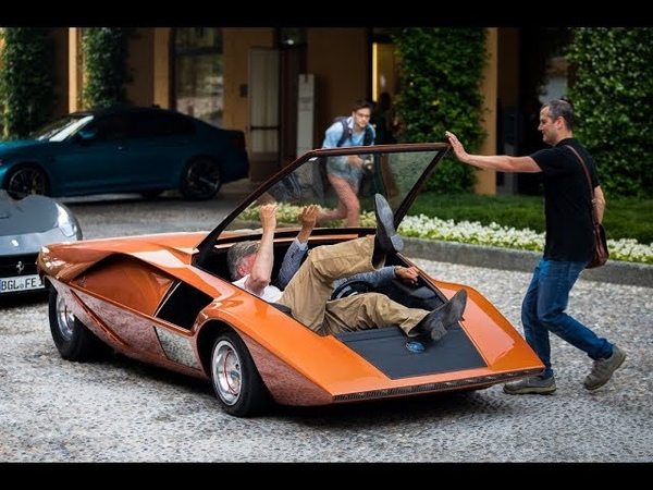 This is Why Villa D'Este is the Most Expensive Car Show in the World