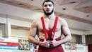 POWERFUL Dagestan Wrestler Murad Nukhkadiev