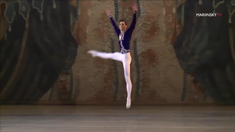Михаил Баркиджиджа, Гран-При Vaganova-PRIX 2018, урокиХореографии